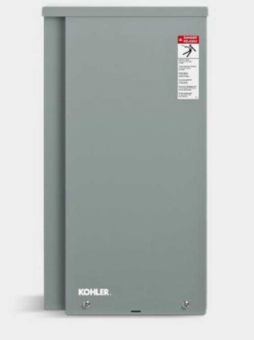 Kohler RXT 200 Amp Automatic Transfer Switch Service Rated Nema 3R | RXT-JFNC-20