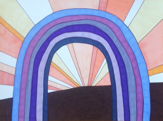 Violet Arch