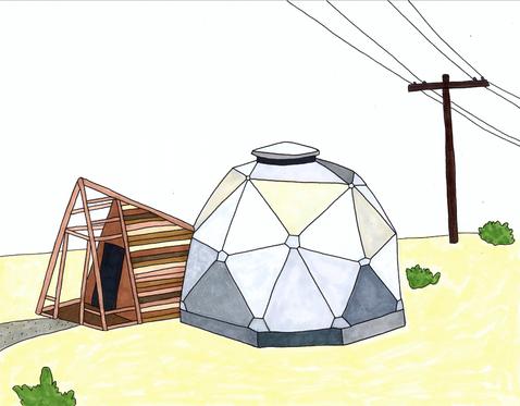 Kitchen Dome