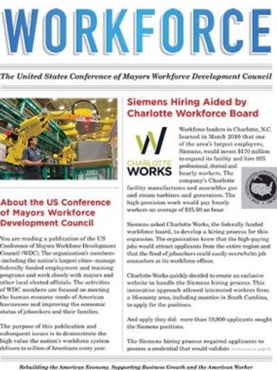 Workforce Newsletter - Issue 1