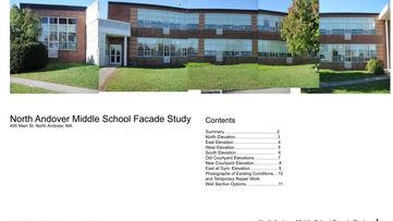 Middle School Facade Study