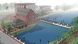 Whitinsville Historic Mill Renovation