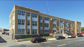 City of Boston Fire Deparment Headquarters