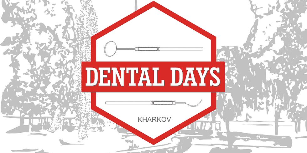 Выставка Kharkov DENTAL DAYS 2021