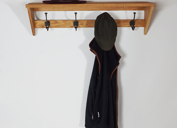 Coat and Hat Rack