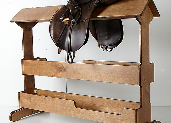Free Standing Minford Saddle Rack