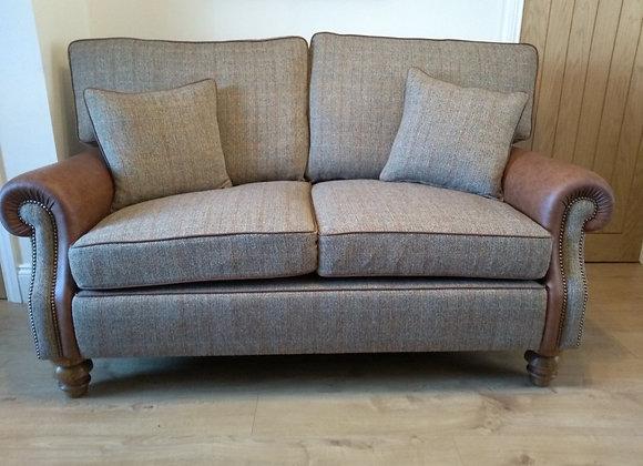 Marston Sofa in Harris Tweed