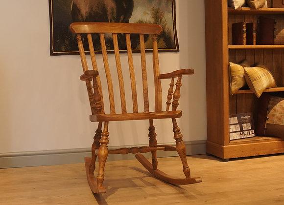 Classic Farmhouse Rocking Chair