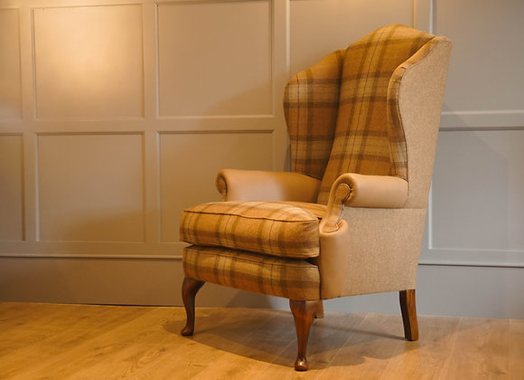 Classic Wing Armchair