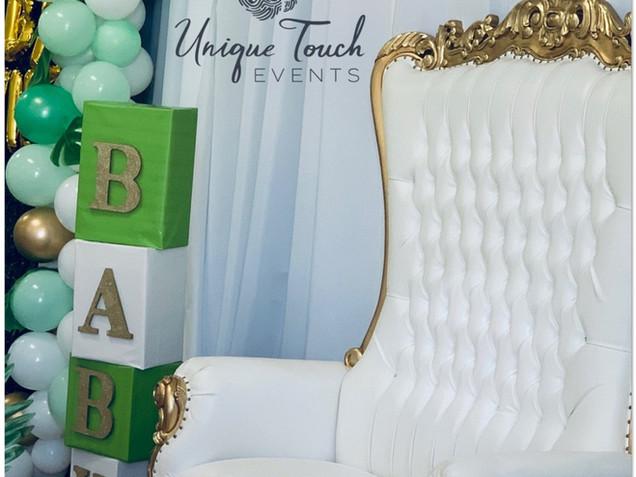 unique touch events center _ babyshower.