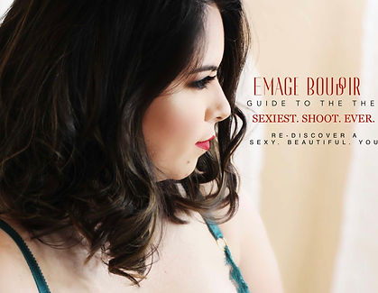 Emage Boudoir Guide to sexiest shoot Eve