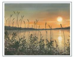 emma_lake_sunset_etsycards