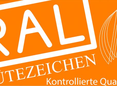RAL-GZ 902 - Heistermann - Zertifiziert