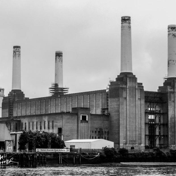 Battersea Power Station UK