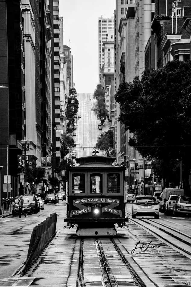 Iconic Cable Car