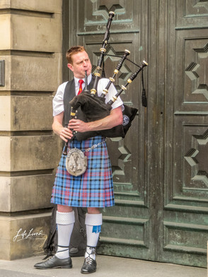 More Scottish Bagpipes