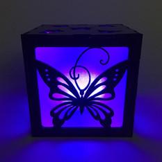 Butterfly LED Lantern