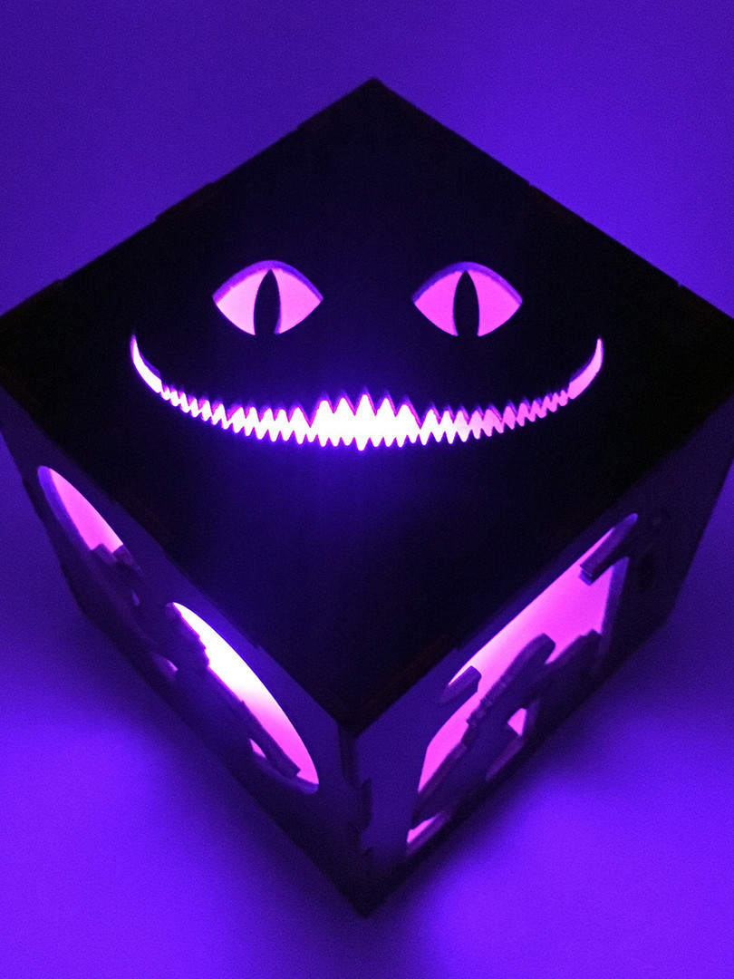 Alice in Wonderland Lantern
