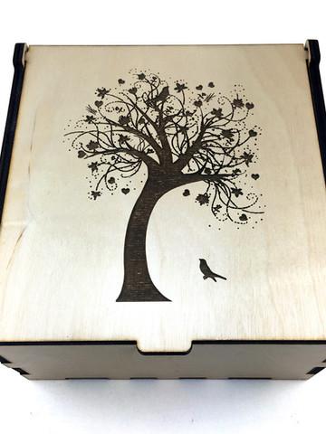 Small Tree EO Box