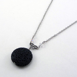 Black Lava Necklace