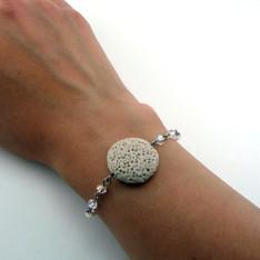 Tan Lava EO Bracelet