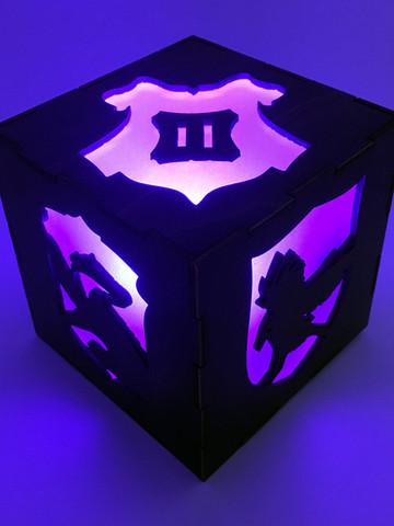 Hogwarts LED Lantern