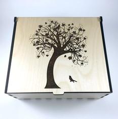 Med - Tree EO Box