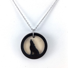 Wolf EO Necklace