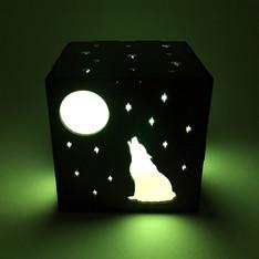 Wolf LED Lantern