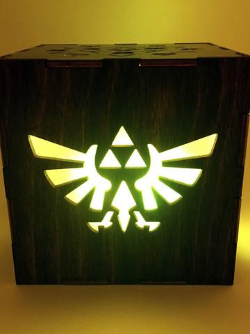 Zelda LED Lantern