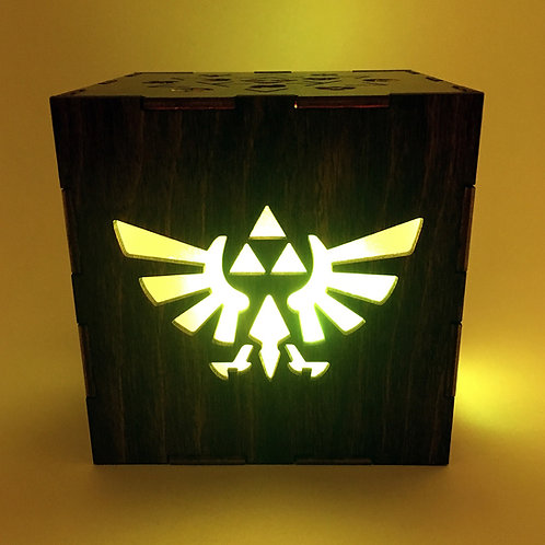 Legend of Zelda Triforce Link LED Lantern