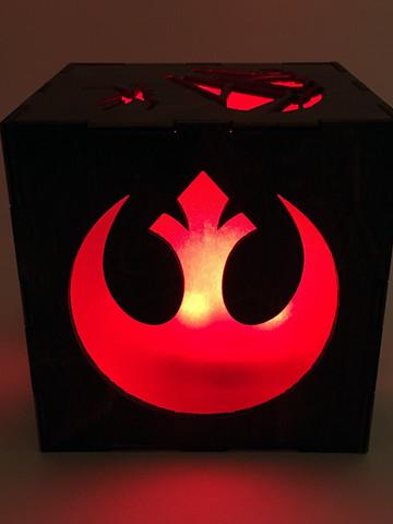 Star Wars LED Lantern