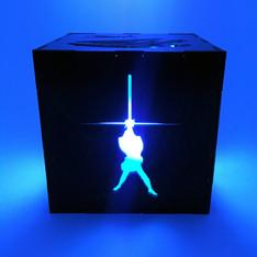 Jedi LED Lantern