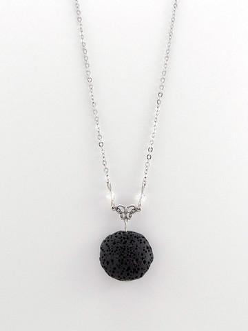 Black Lava Necklace