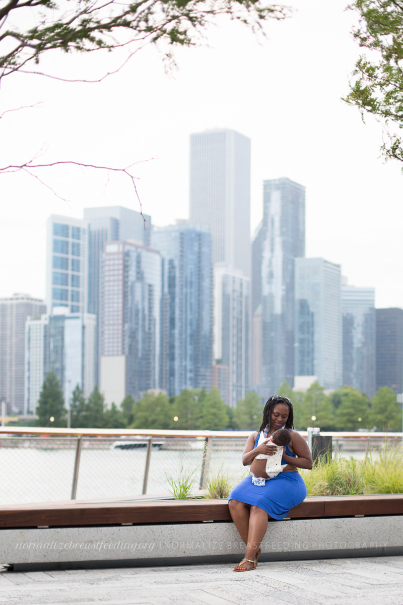 Chicago, IL - Normalize Breastfeeding Tour