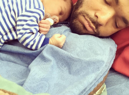 Countless Black Breastfeeding Moms Share Gripping Dad-With-Baby Photos