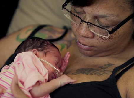 Active Duty Military Mom Exclusively Breastfeeds Premature Baby