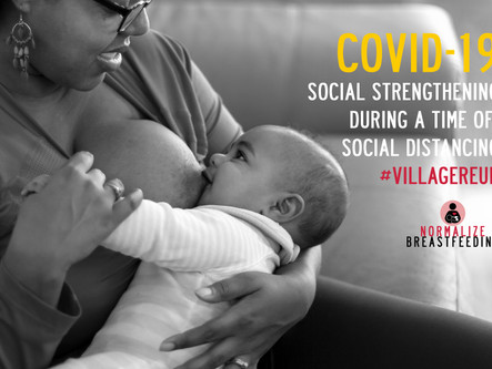 COVID-19: Social Strengthening During a Time of Social Distancing