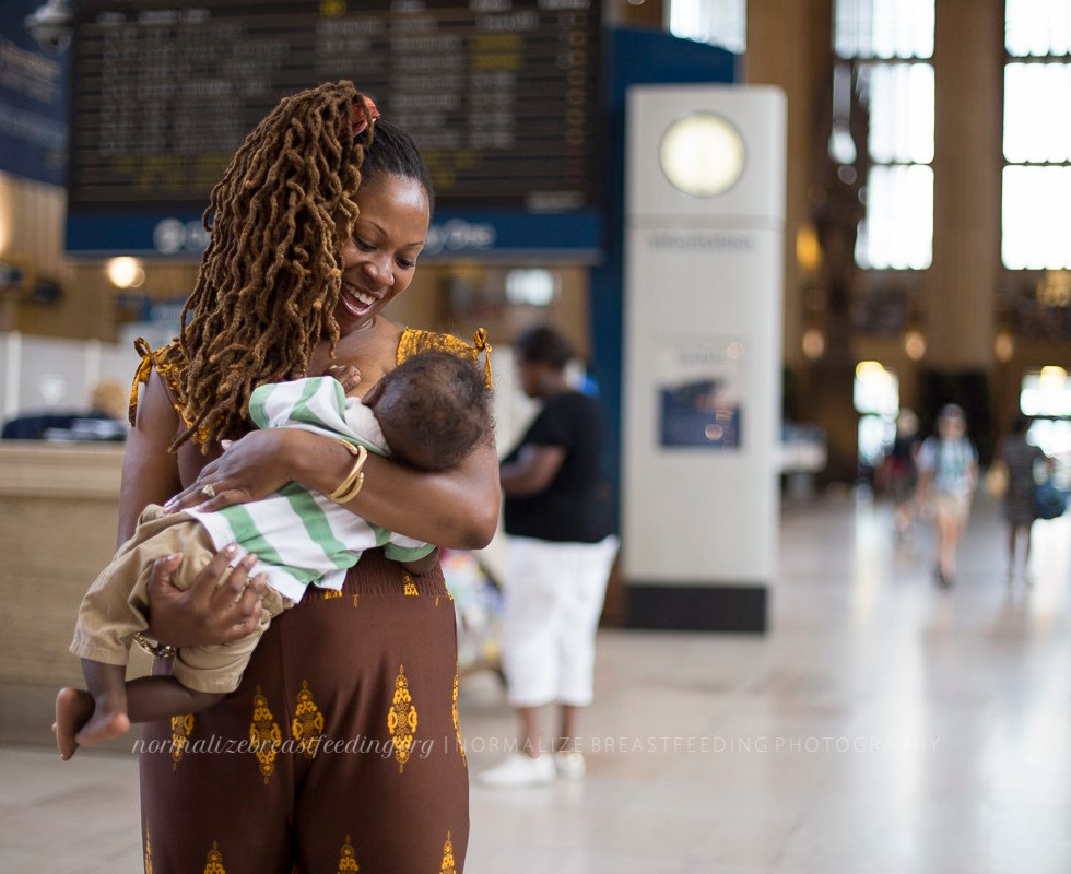 Normalize Breastfeeding Tour - Copyright Vanessa Simmons 2014+ - #NBFtour