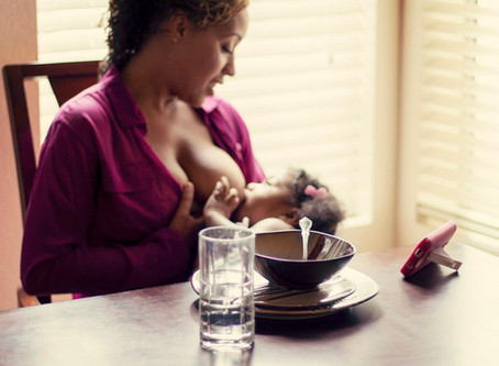 12 Real Life Photos of Black Mothers Breastfeeding, Regardless of What Statistics Say