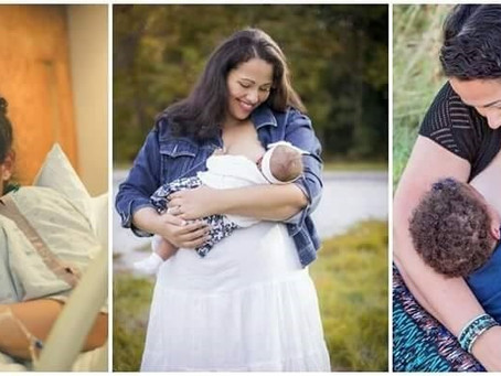 After 22 Breastfeeding Photos Reported, Mom Seeks a Policy Change From Facebook