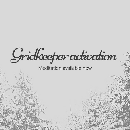 Gridkeeper Activation Transmission