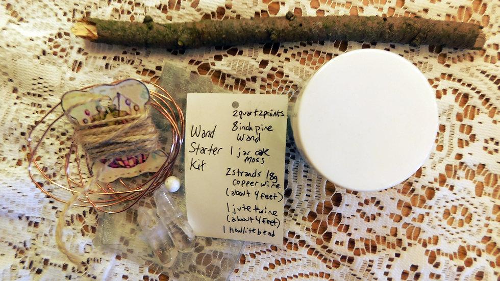 Wand Starter Kit
