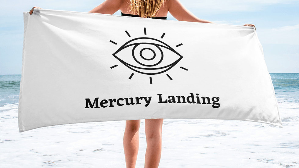 Mercury Landing Towel