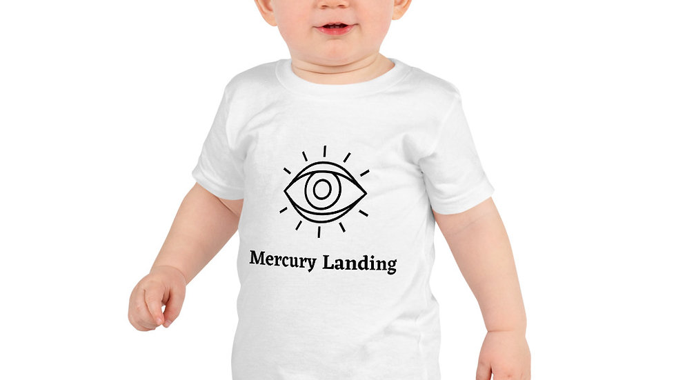 Mercury Landing Short sleeve kids t-shirt