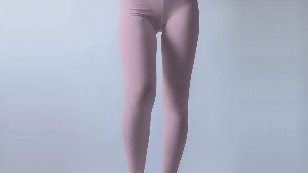 High Rise Rose Pink Yoga & Workout Leggings