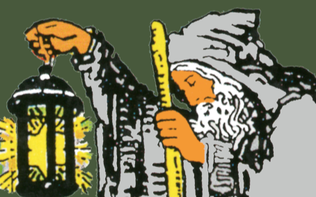 Symbolism of The Hermit