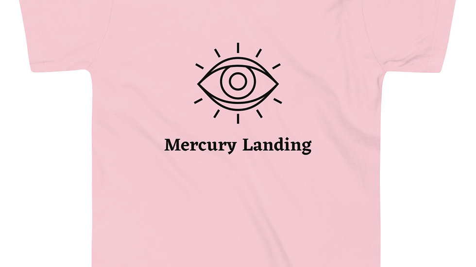 Mercury Landing Toddler Short Sleeve Tee