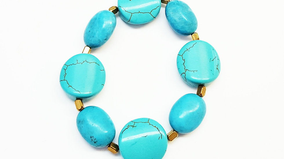 Chunky Turquoise