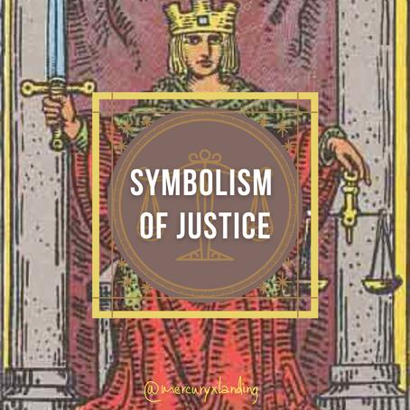 Symbolism of justice